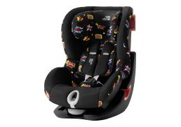 BRITAX RÖMER King II Black