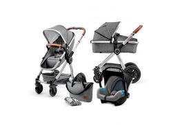 KINDERKRAFT Veo grey 2019 3v1