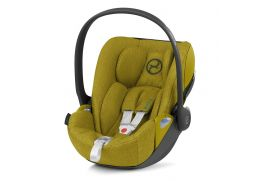 CYBEX Cloud Z i-Size Plus mustard yellow 2020
