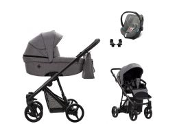 BEBETTO Nitello + Cybex Aton 5 LJ195 2019