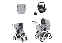ABC DESIGN Salsa 4 Set graphite grey 2020